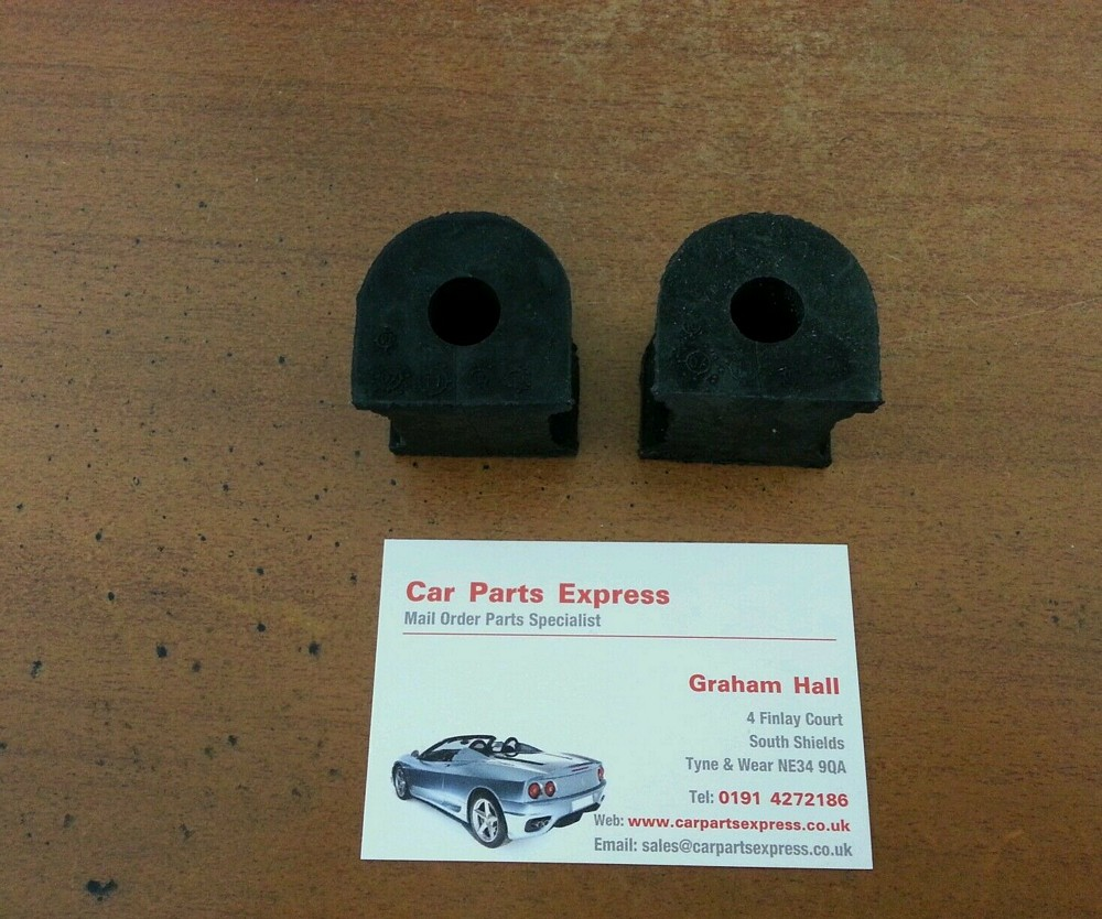 Ford Probe 16v 24v rear anti roll bar bushes bush set rubber new