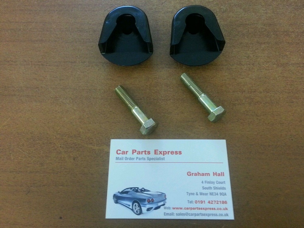 Ford Sierra RS Cosworth Sapphire Front Bumper Clip set