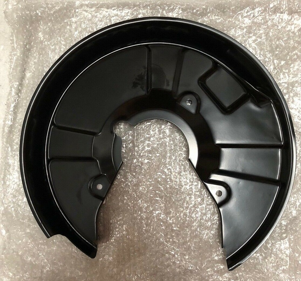 Audi A4 2000-2008 Rear Brake Disc Shield L/H