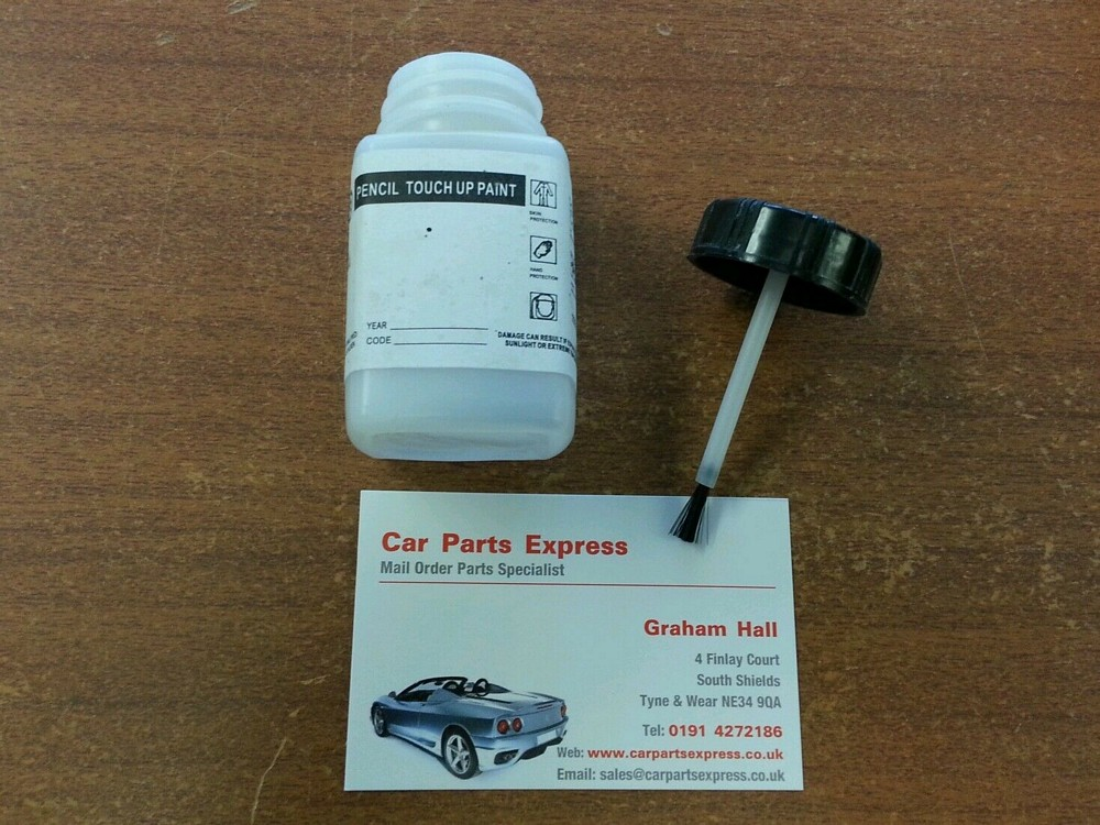 Touch Up Paint Pen FOR NISSAN ANY Colour inc Brush