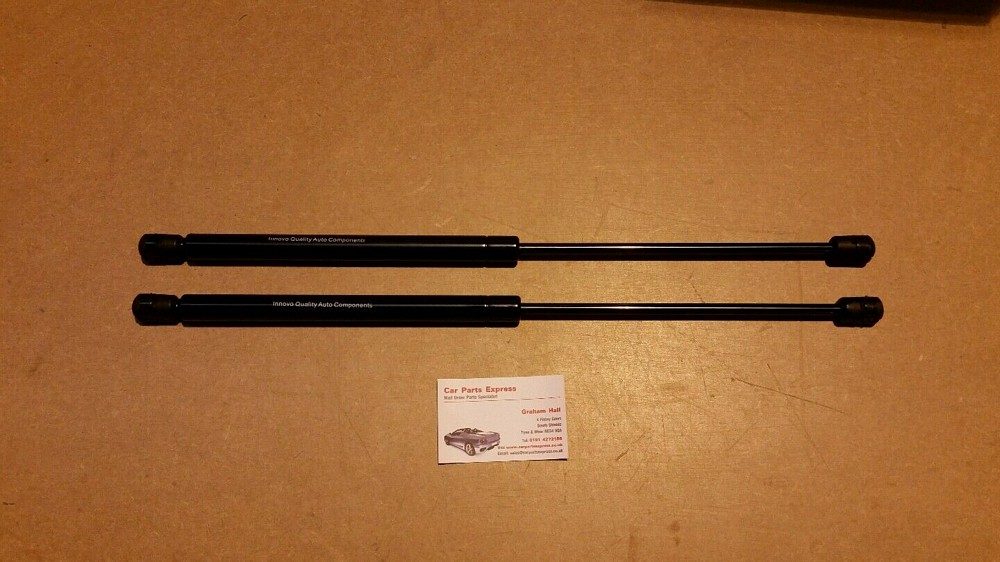 VAUXHALL VECTRA C 2002 - 2008 HATCHBACK NEW TAILGATE GAS STRUT SET 2 NEW PAIR