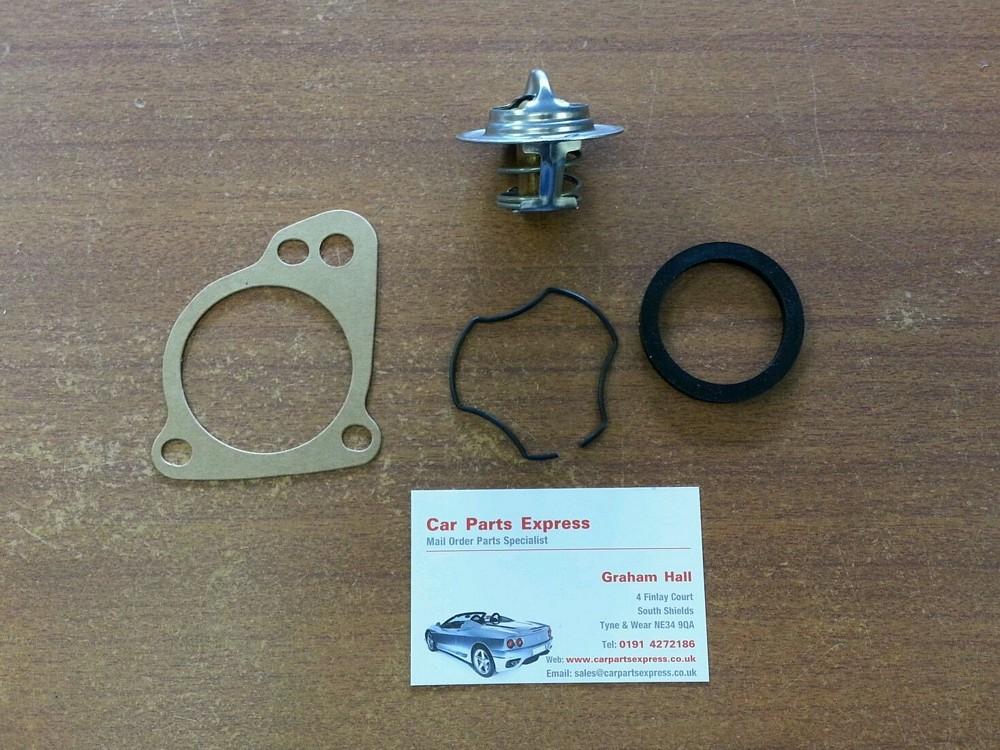 FIESTA RS TURBO THERMOSTAT KIT INC CLIP AND SEALS