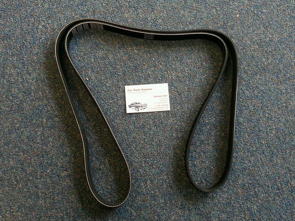 Focus RS Mk1 Air Con Delete Auxiliary Belt