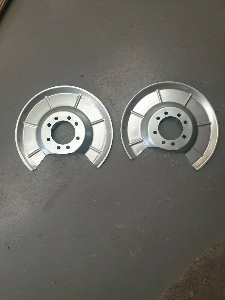 FOCUS ST ST225 ST3 NEW REAR BRAKE SHIELD BRAKE DISC BACKING SET 2005 - 2011
