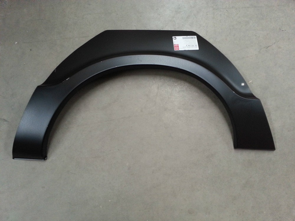 FORD CORTINA MK4 MK5 O/S/R RIGHT HAND REAR OUTER WHEEL ARCH PANEL 2 DOOR SALOON
