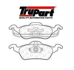 FORD FOCUS MK1 FRONT BRAKE PAD SET 1998-2005 OE SPEC