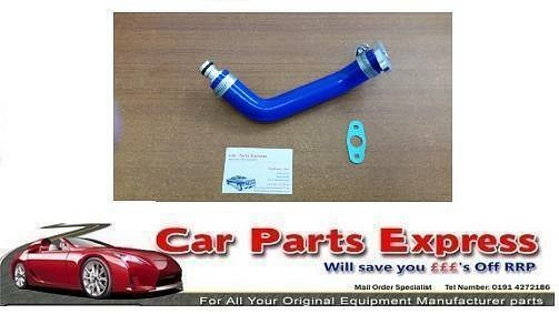 FORD FOCUS RS MK1 TURBO UPRATED OIL DRAIN PIPE OIL RETURN PIPE